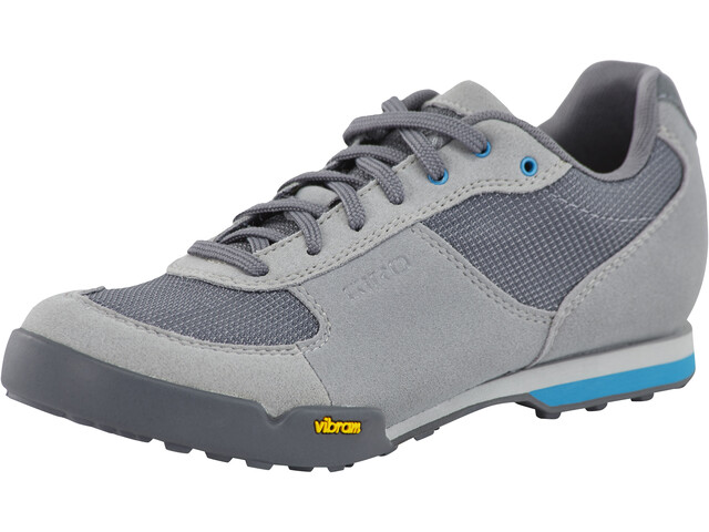 Giro Petra VR Shoes Damen titanium/blue jewel
